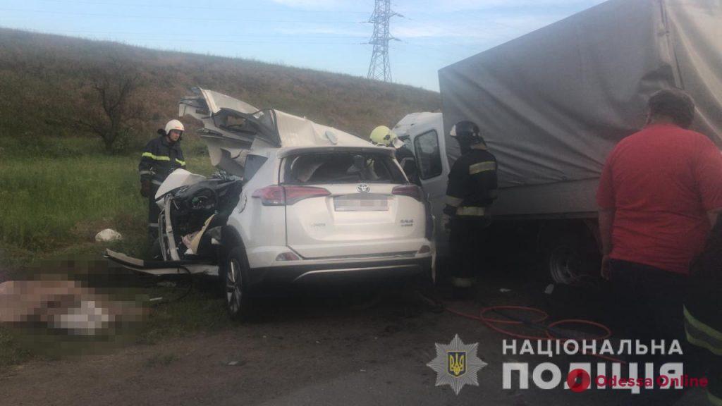 В ДТП под Одессой погибли четыре человека