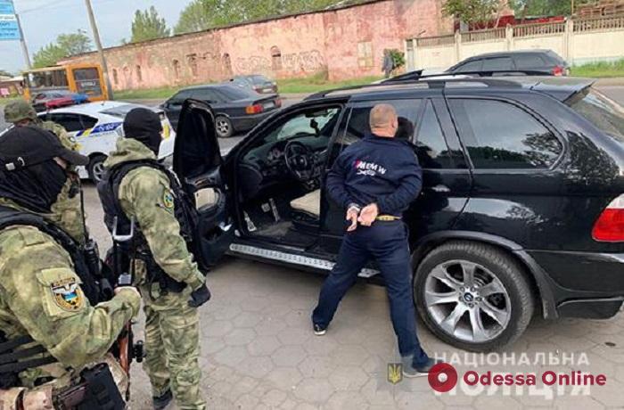 Торговали кокаином из Европы: в Одессе поймали банду наркодилеров (фото)