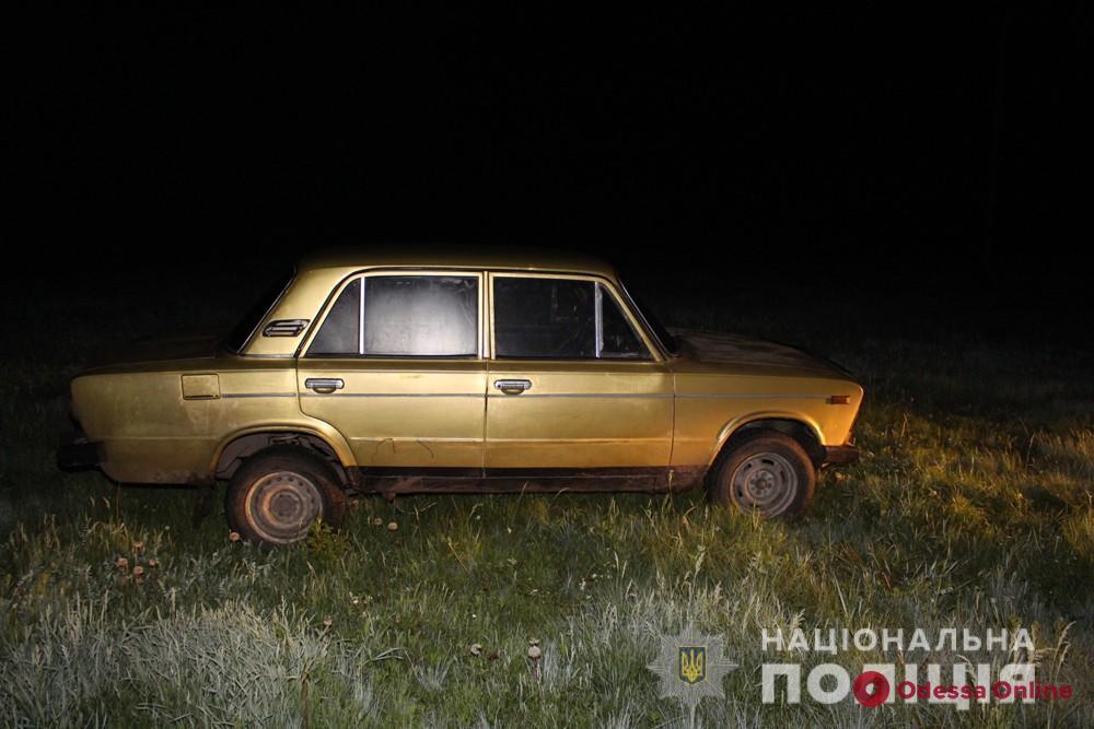 Пьяный житель Одесской области угнал автомобиль отчима