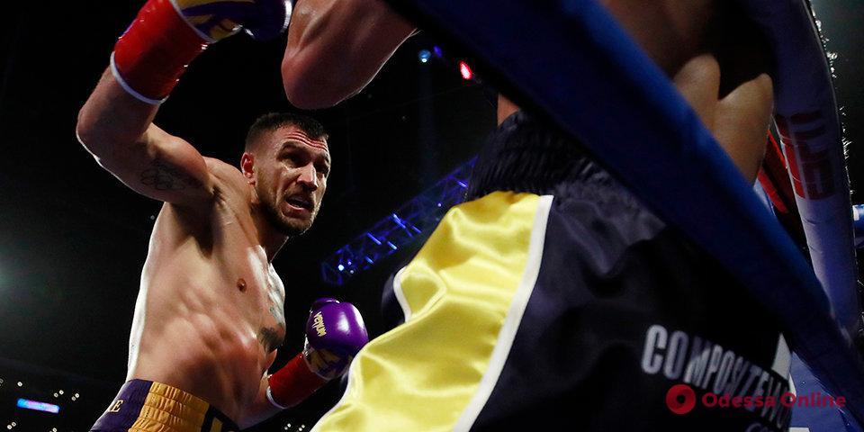 Определился вероятный соперник Василия Ломаченко в бою за четыре пояса чемпиона мира