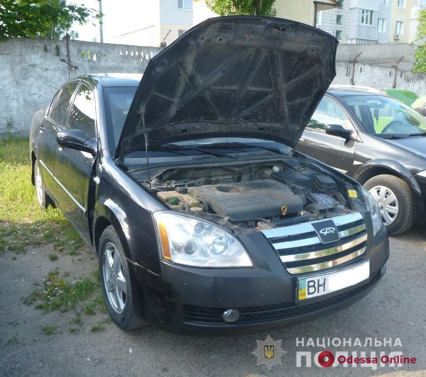 Жительнице Одесской области продали причастный к ДТП автомобиль