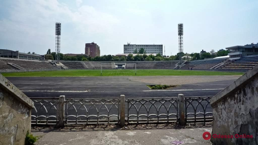Одесский стадион СКА вернули государству