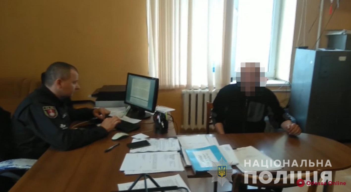 Житель Одесской области до смерти избил односельчанина