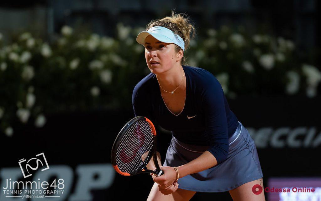 Теннис: уроженка Одессы проигрывает в четвертый раз подряд