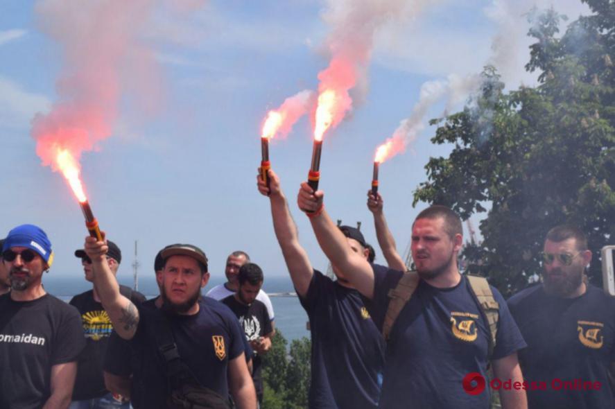 Одесские активисты присоединились к всеукраинской акции «Кто заказал Катю Гандзюк?»