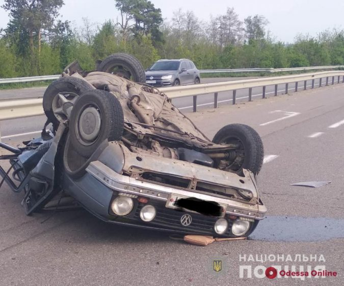 Одесская область: трое человек погибли в ДТП на киевской трассе