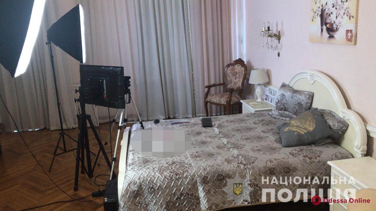 В центре Одессы «накрыли» порностудию