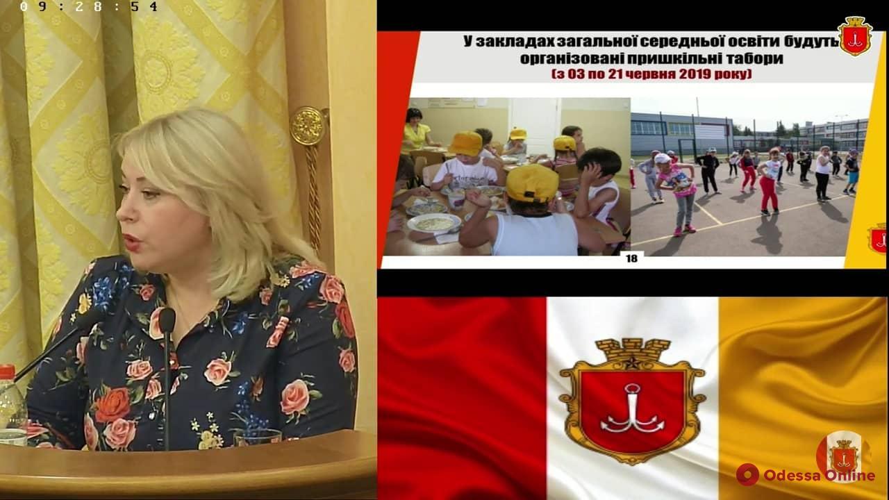 Этим летом одесский лагерь «Виктория» примет около 100 детей