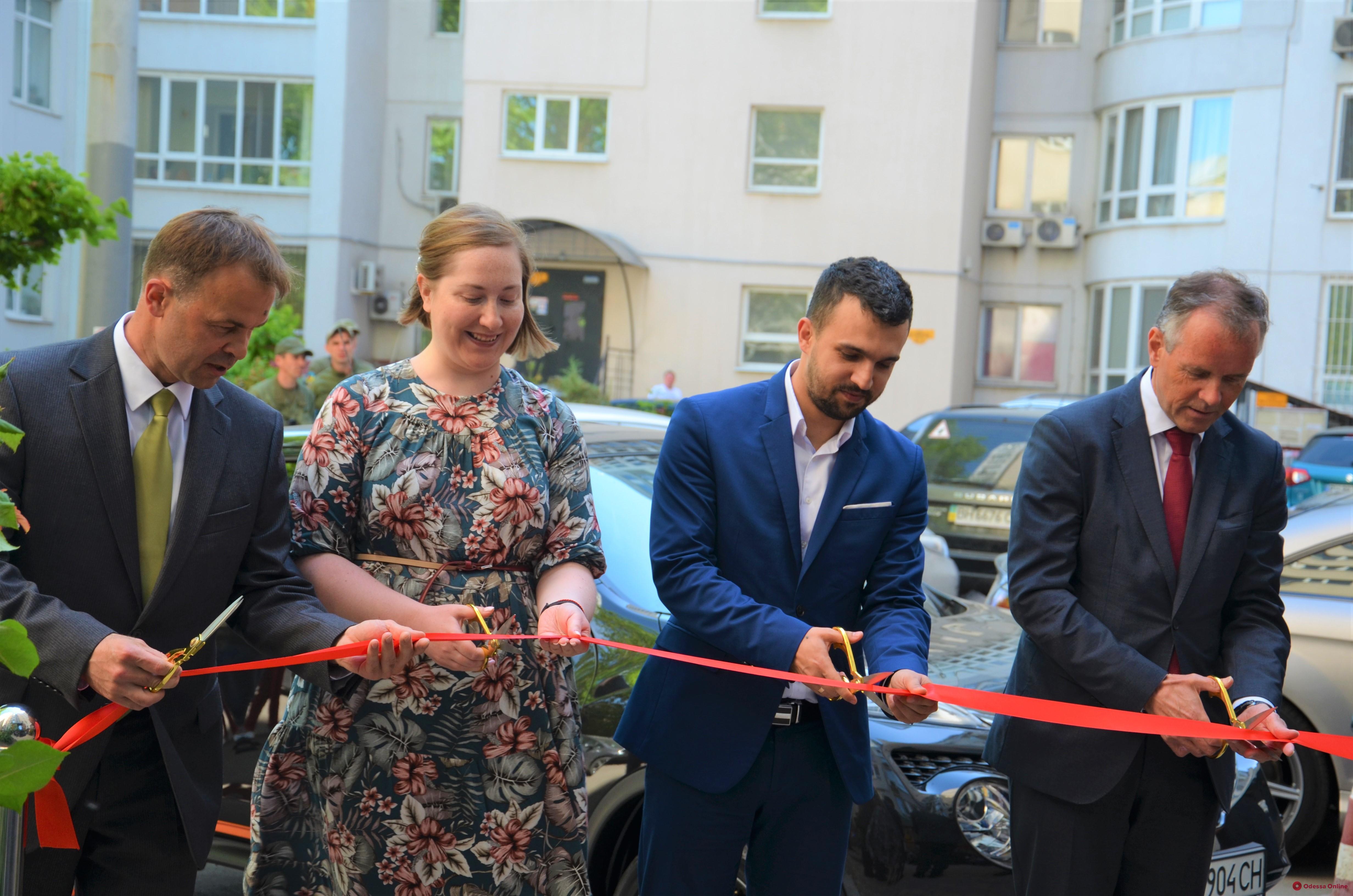 В Одессе открыли Почетное консульство Норвегии