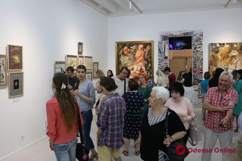 Музей современного искусства открыл «музыкальную» выставку