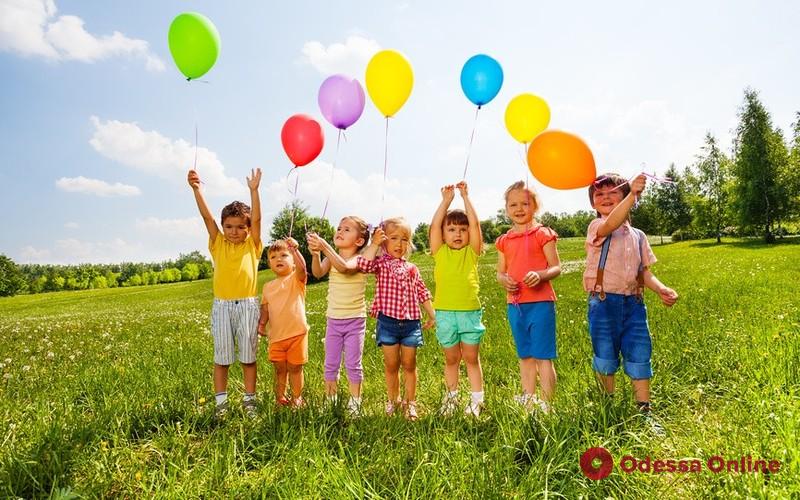 Парад мыльных пузырей и концерт Дзидзьо: в Одессе с размахом отметят День защиты детей