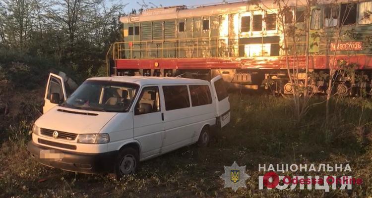 В Одесской области поймали на горячем железнодорожных воров