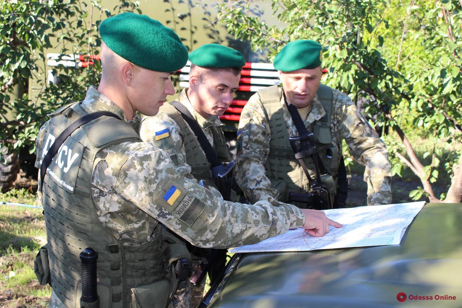 Одесская область: украинец помог российскому товарищу незаконно пересечь границу