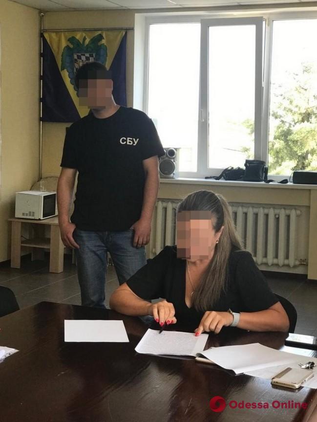В Одесской области СБУ раскрыла схему хищения бюджетных средств (фото)