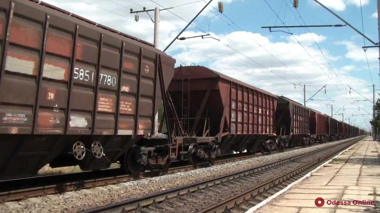 В Одесской области грузовой поезд насмерть сбил мужчину