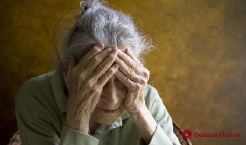 В Одесской области пенсионерку ограбили на 250 тысяч