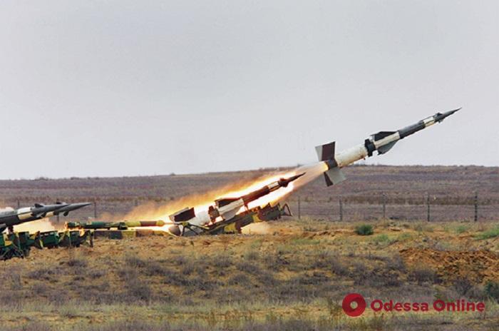 На юге Одесской области проходят испытания ракет «Ольха» и «Нептун»