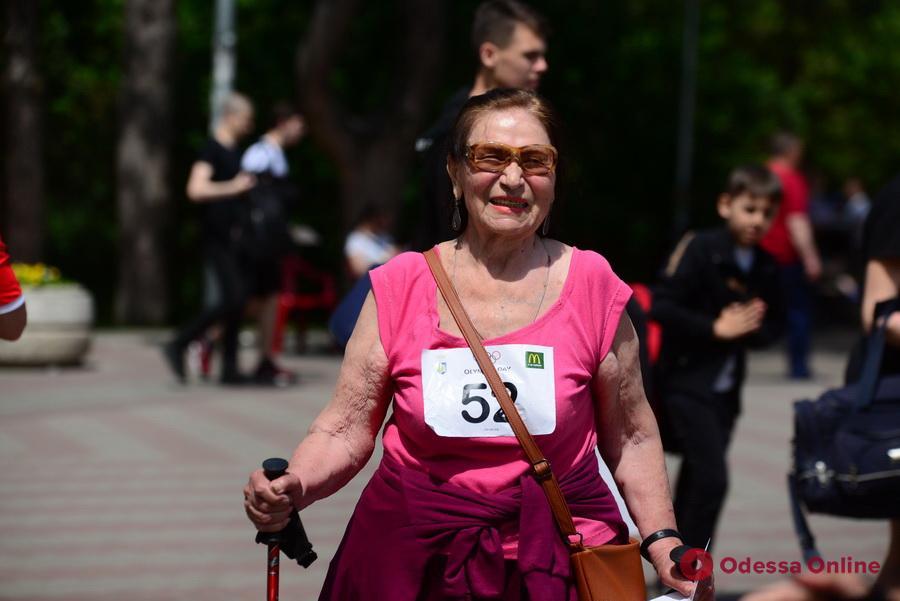 Олимпийский день в Одессе: 900 участников и пять олимпийских чемпионов
