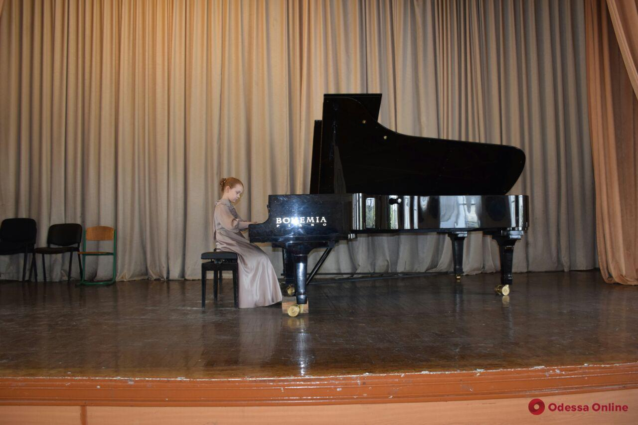 В Одессе стартовал международный детский музыкальный фестиваль