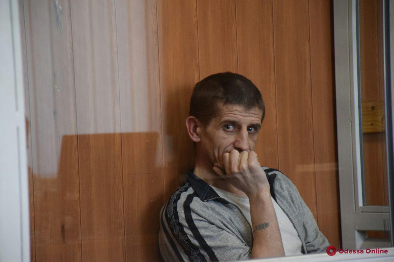 Суд приговорил убийцу сотрудницы одесского СИЗО к пожизненному заключению