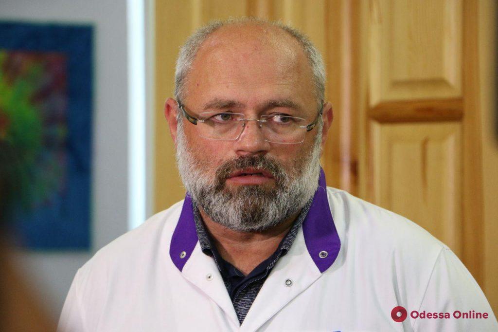 Одесса: медики рассказали о состоянии пострадавших сотрудников колонии