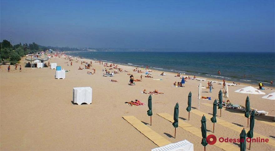 Льготники смогут получать бесплатные услуги на одесских пляжах в любое время
