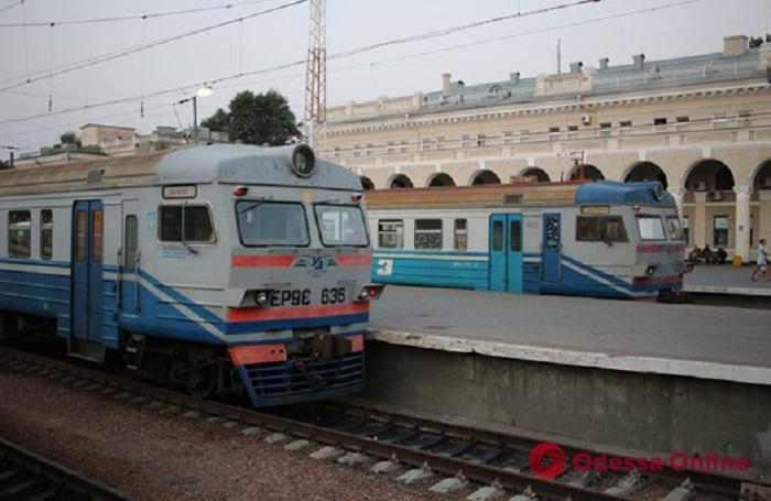 Одесская железная дорога повышает стоимость проезда в электричках