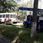 трамвай сошел5