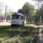 трамвай сошел6