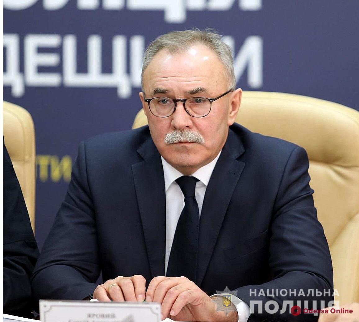 В Одессе замминистра МВД рассказал о ходе расследования трагедии 2 мая