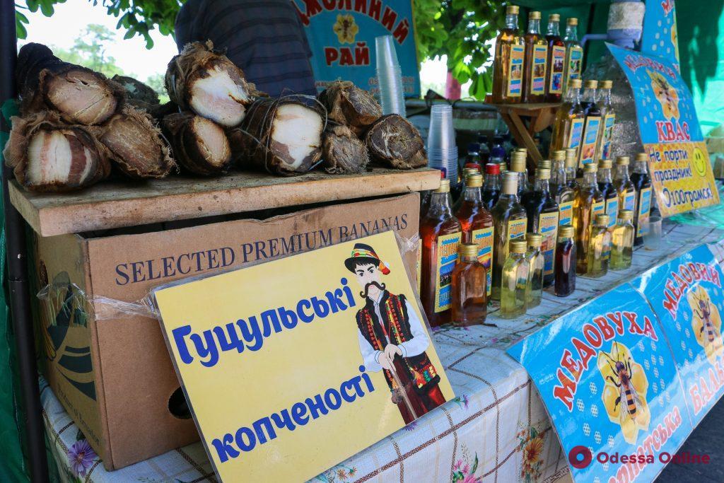 Гоголь, цыгане и казаки: в Одессе впервые проходит Сорочинская ярмарка (фото)