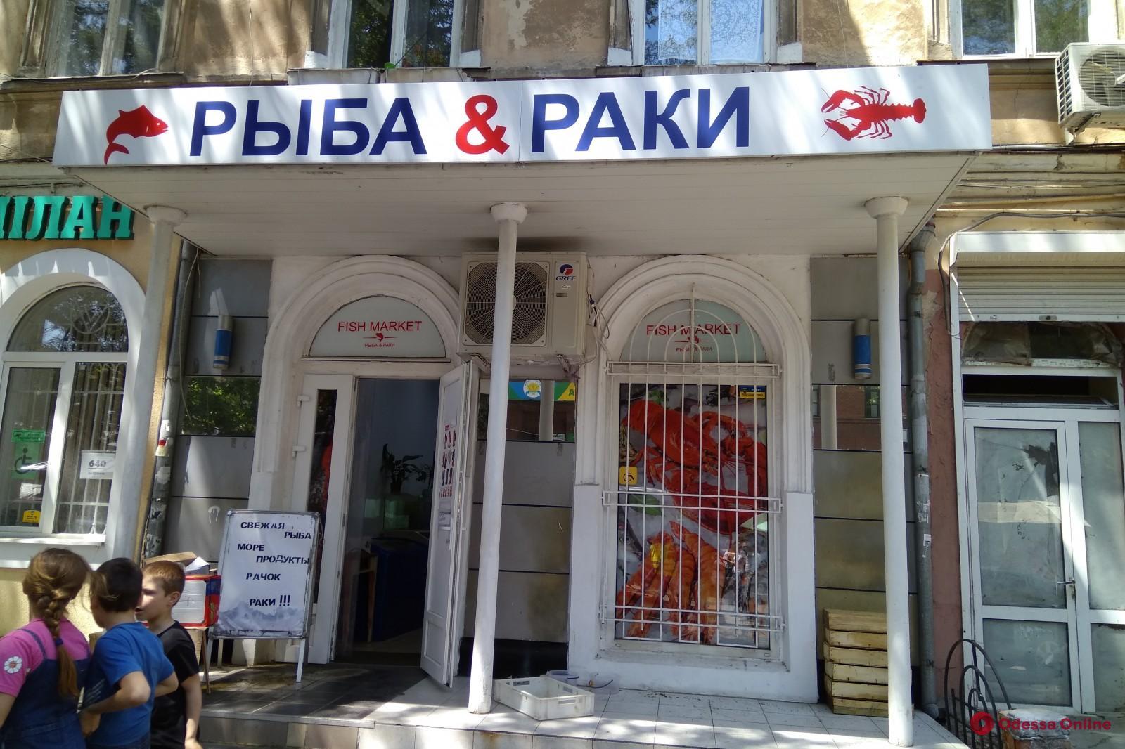 В Одессе демонтировали почти три сотни рекламных конструкций