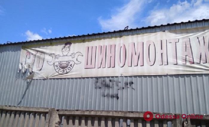 В Одессе демонтировали свыше полусотни рекламных конструкций
