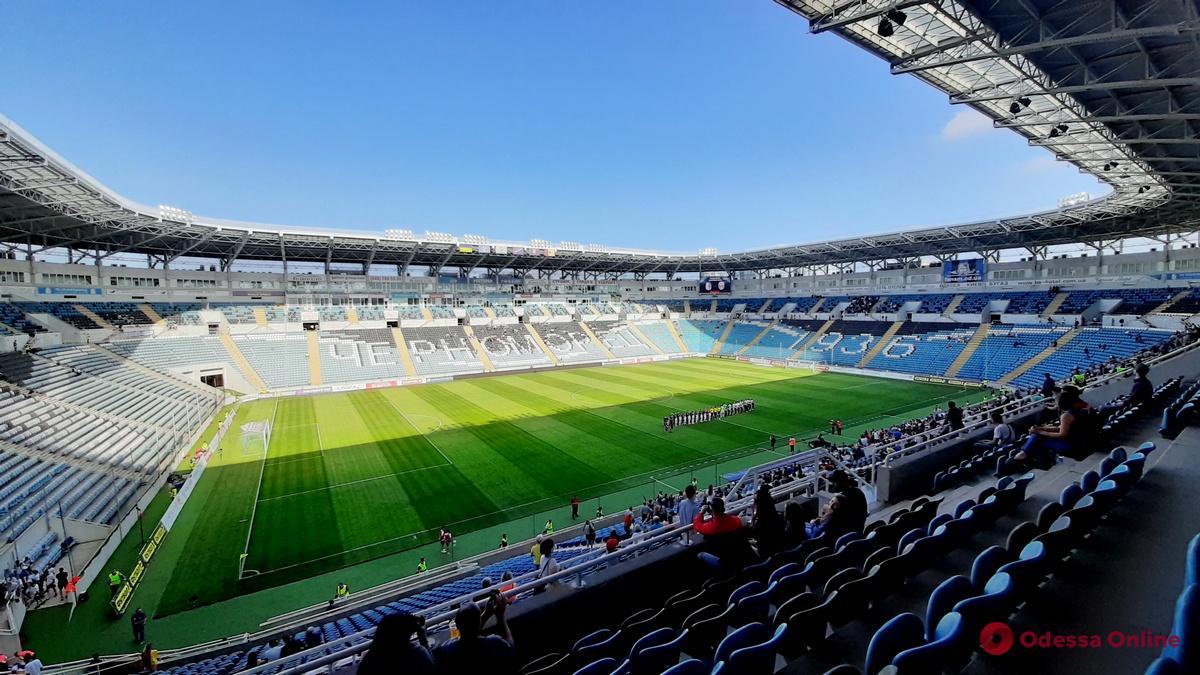 И смех, и грех: стадион «Черноморец» – третий по посещаемости по итогам Премьер-лиги