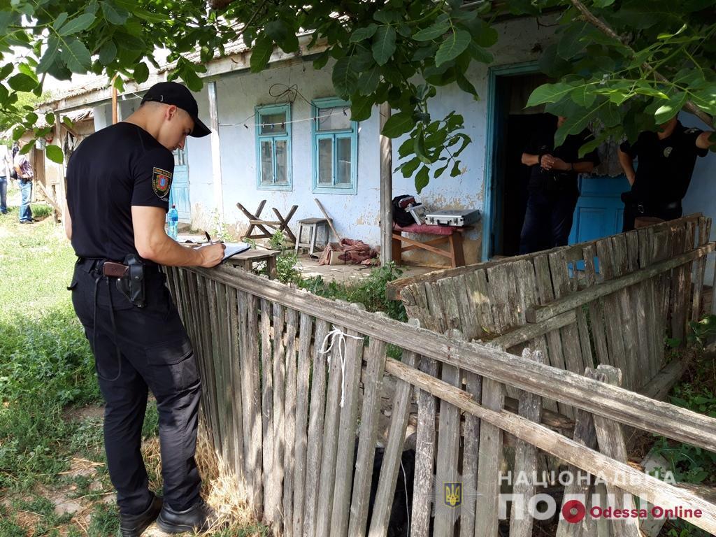 Пьяный житель Одесской области до смерти избил пенсионера палкой и сбежал
