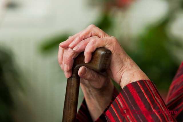 Одесские патрульные вернули домой потерявшуюся пенсионерку