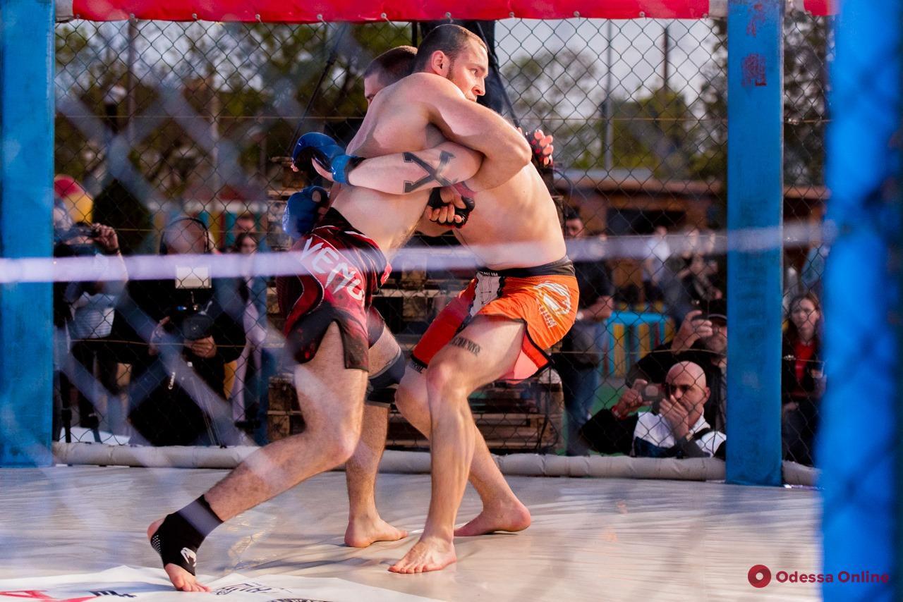 В Одессе пройдет турнир по смешанным единоборствам