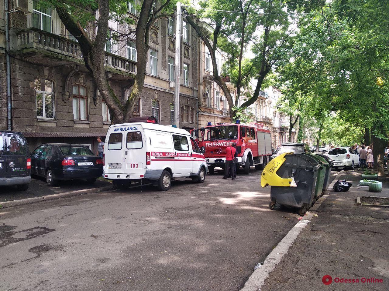В Одессе «заминировали» три корпуса медучилища