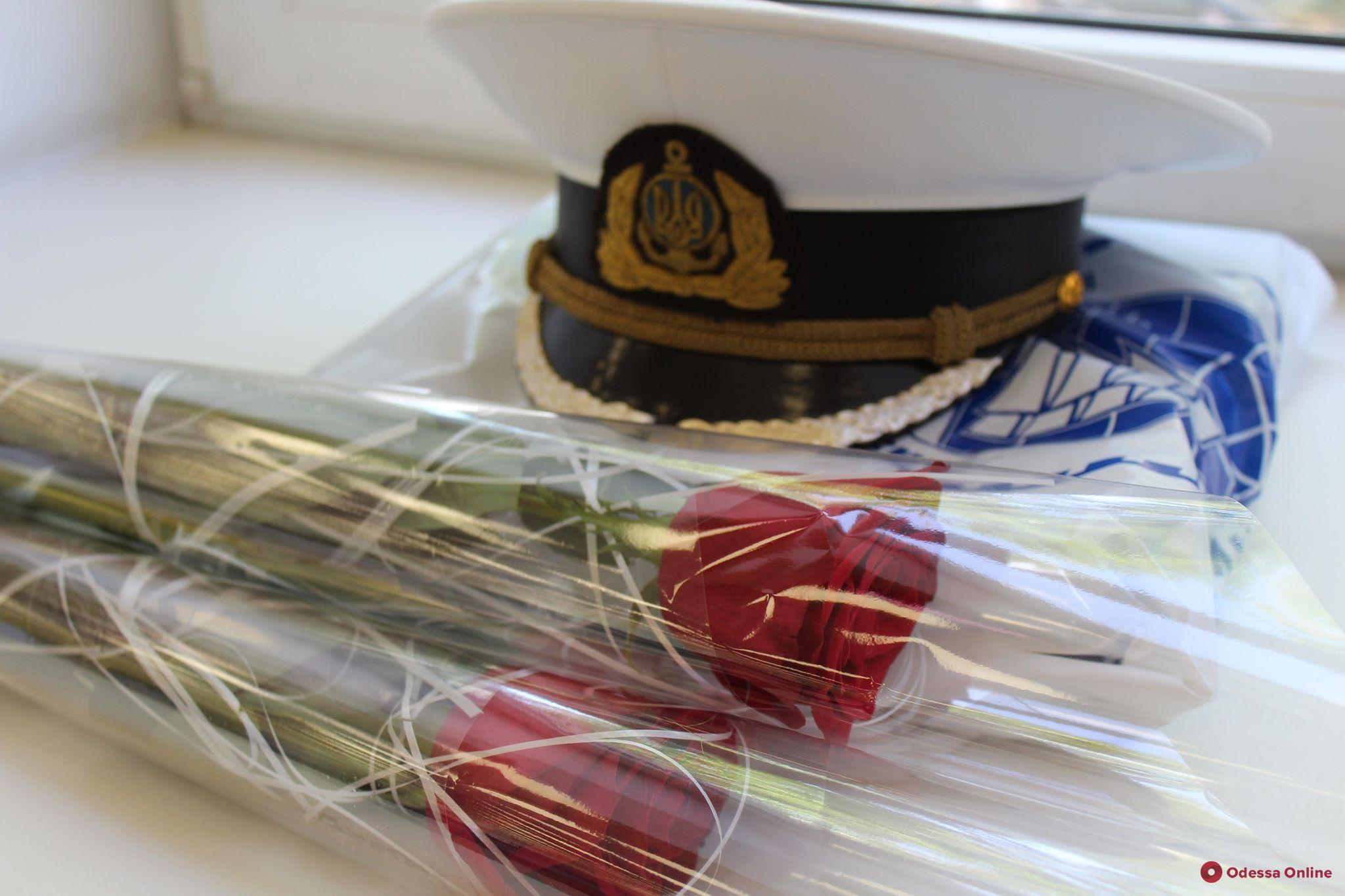В Одессе отметили 75-летие морской академии (фото)