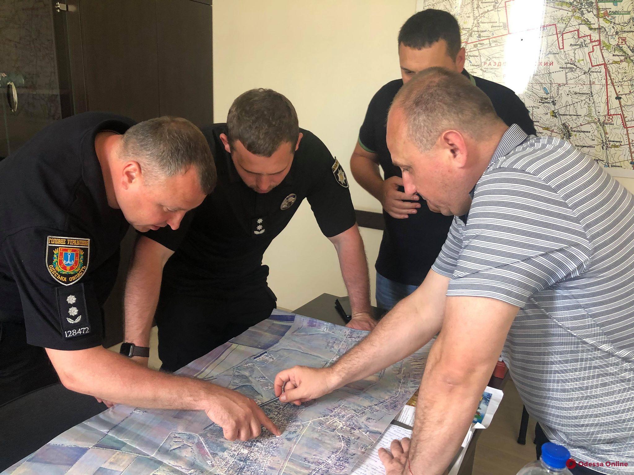 В Одесской области продолжается спецоперация по поиску пропавшей девочки