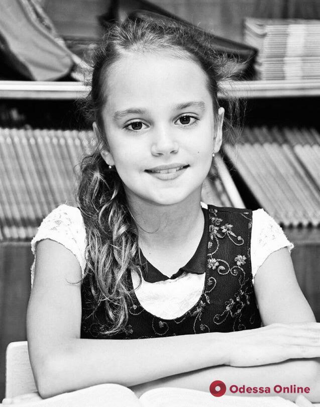 В Ивановке простились с 11-летней Дарьей Лукьяненко