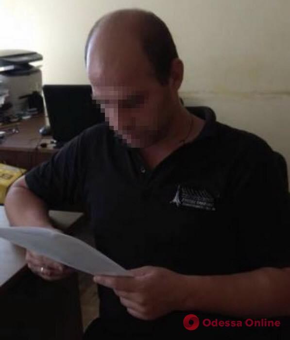 В Одессе СБУ задержала очередного антиукраинского агитатора