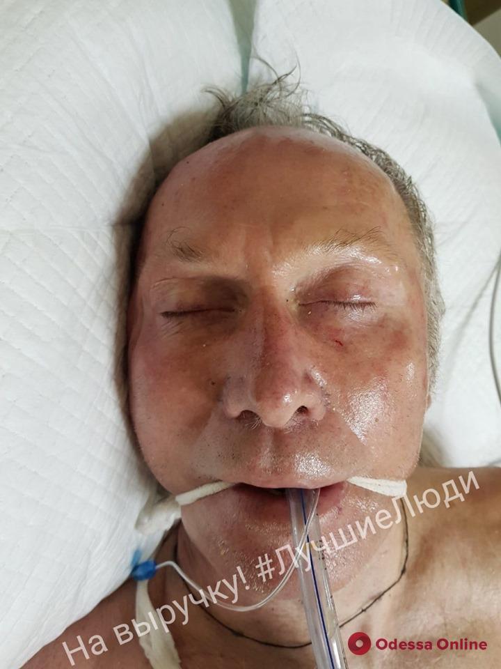 Перенес клиническую смерть: одесситов просят опознать мужчину (обновлено)