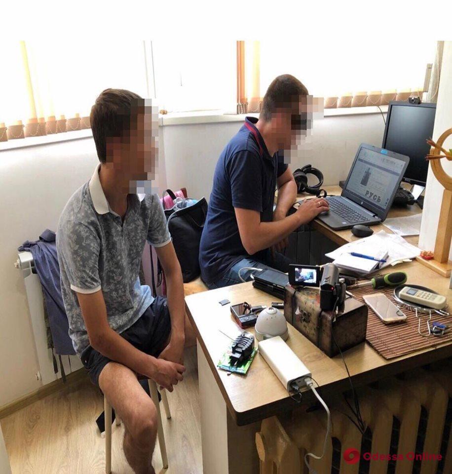 В Одесской области СБУ разоблачила очередного интернет-агитатора