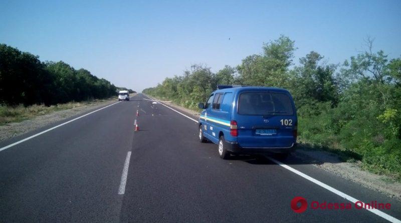 Полиция ищет свидетелей смертельной аварии на трассе Одесса—Рени