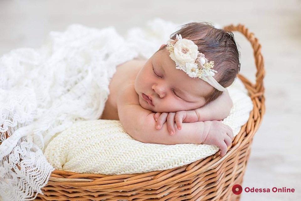 В Одессе увеличилось количество детей