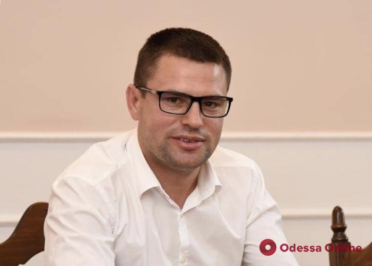 Иван Ищенко стал заместителем начальника полиции Одесской области