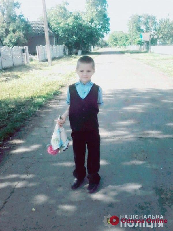 На одесском пляже пропал 8-летний мальчик