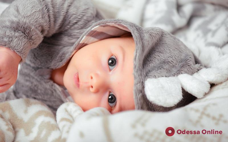 В Одессе на минувшей неделе родились 189 малышей