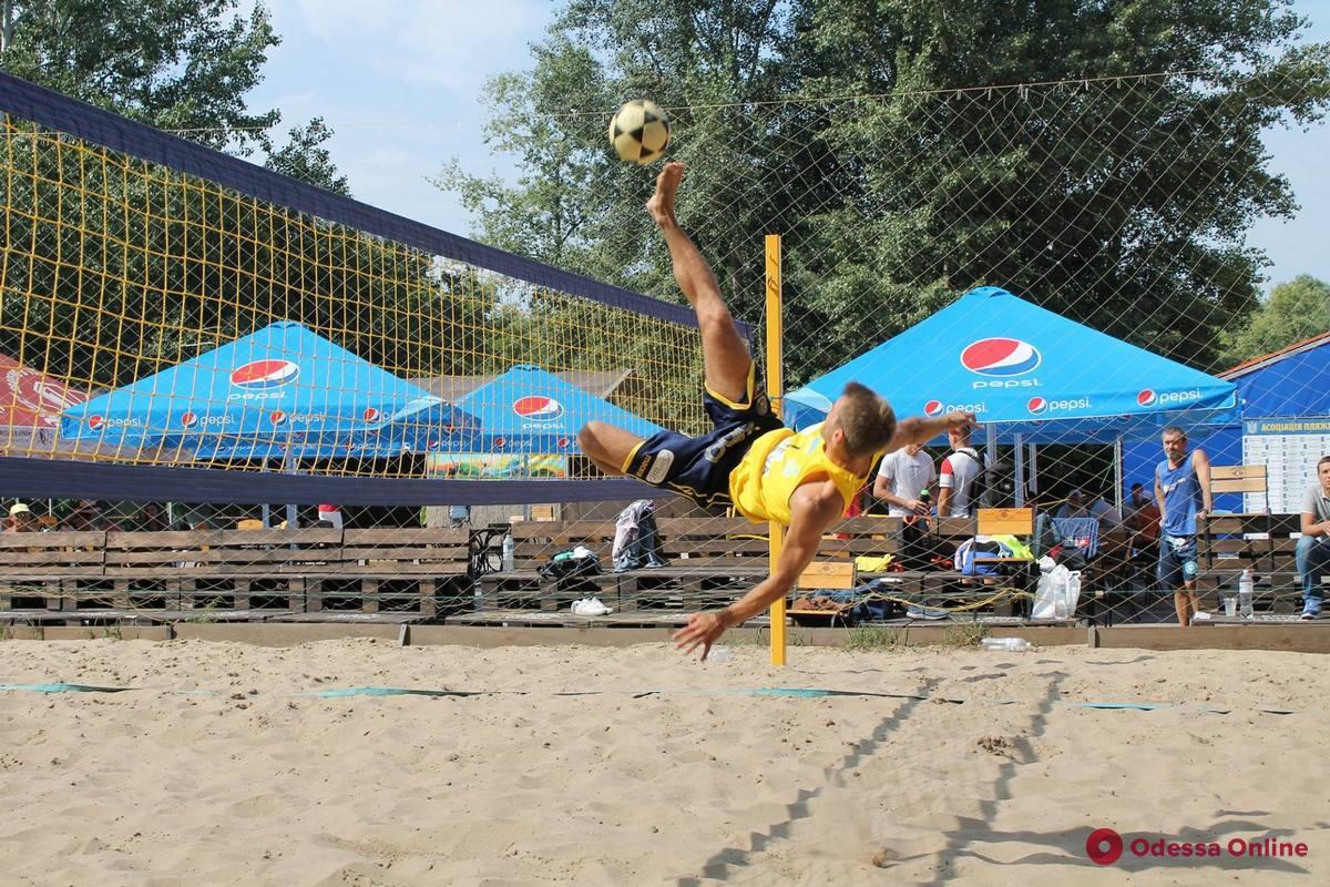 Футволей: в Одессе пройдет этап чемпионата Украины